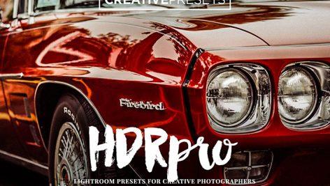 دانلود ۱۰ پریست لایت روم : HDR PRO 10 Lightroom Presets