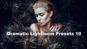 دانلود 10 پریست لایت روم graphicriver Dramatic 10 Lightroom Presets