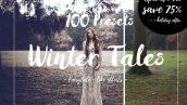 دانلود 100 پریست لایت روم حرفه ای : Fairytale Lightroom Presets