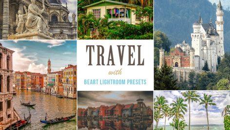 دانلود 100 پریست لایت روم مسافرت : Travel Landscape Lightroom Preset