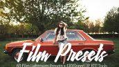 دانلود 130 پریست لایت روم Filmic Lightroom Presets