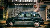 دانلود 15 پریست لایت روم حرفه ای : Edgy Lightroom Presets
