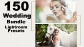 دانلود 150 پریست لایت روم عروسی Wedding Lightroom Presets Bundle