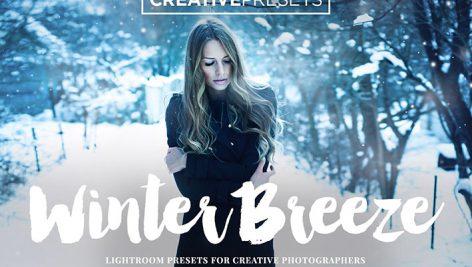 دانلود ۱۶ پریست لایت روم حرفه ای : Winter Breeze Lightroom Presets