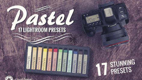 دانلود ۱۷ پریست لایت روم : Pastel Elegance Lightroom Presets