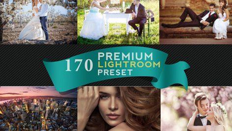 دانلود ۱۷۰ پریست لایت روم فوق حرفه ای : Bestselling Lightroom Presets SALE