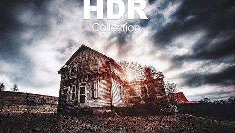 دانلود ۱۸ پریست لایت روم : HDR Lightroom Presets