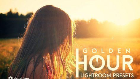 دانلود 20 پریست لایت روم حرفه ای : Golden Rush Hour Lightroom Presets