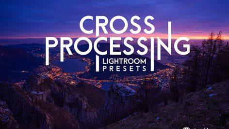 دانلود ۲۰ پریست لایت روم فوق حرفه ای : Cross Processing X Lightroom Presets