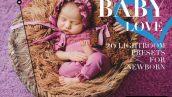 دانلود 20 پریست لایت روم Graphicriver Newborn Lightroom Presets