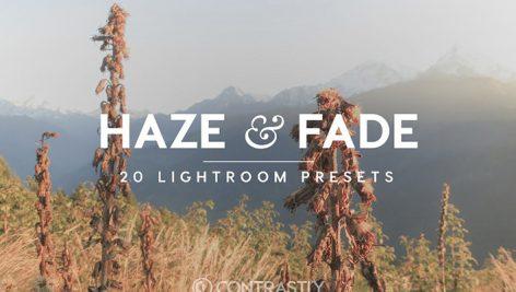 دانلود 20 پریست لایت روم Haze Fade Lightroom Presets