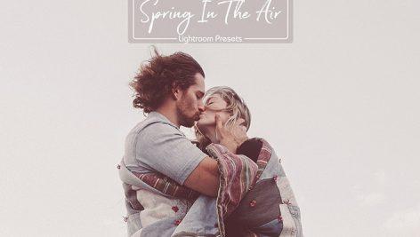 دانلود ۲۰ پریست لایت روم : Lightroom Presets Spring In The Air
