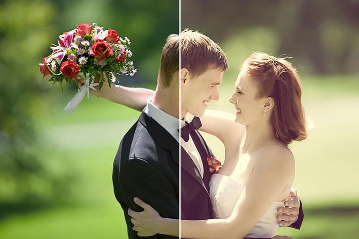 دانلود 20 پریست لایت روم  Wedding 20 Lightroom Presets
