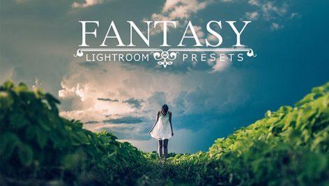 دانلود ۲۰ پریست لایت روم : creativemarket Fantasy Lightroom Presets