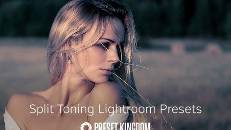 دانلود ۲۳ پریست لایت روم زیبا : Split Toning Lightroom Presets
