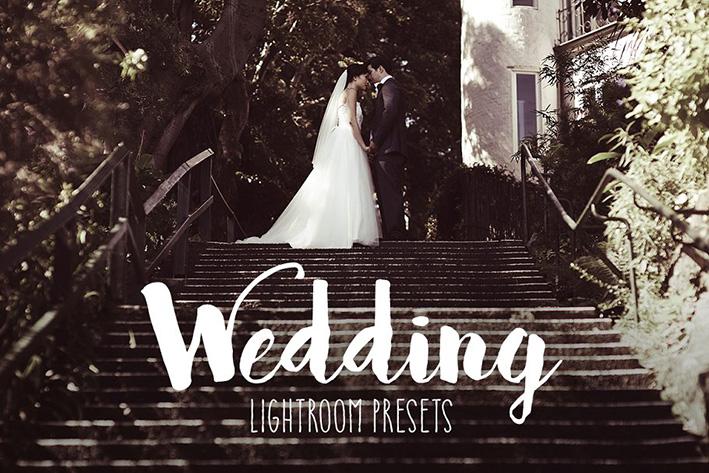 دانلود 25 پریست لایت روم  Creativemarket 25 Wedding Lightroom Presets