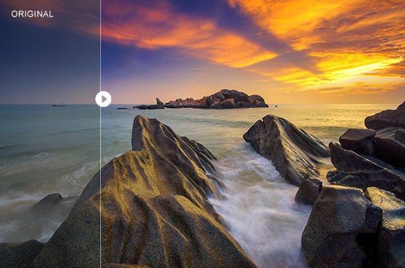 دانلود 27 پریست لایت روم  Graphicriver Landview Pro Lightroom Presets