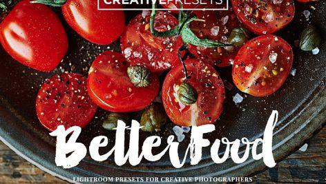 دانلود ۳۰ پریست لایت روم : Food Photography Lightroom Presets