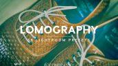 دانلود 30 پریست لایت روم : Lomography Lightroom Presets