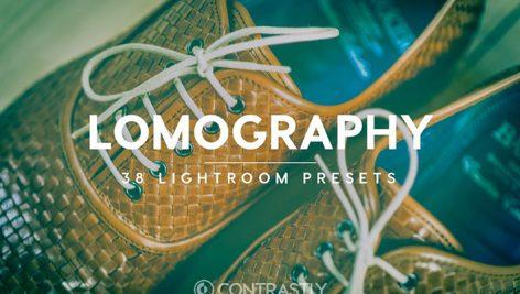 دانلود ۳۰ پریست لایت روم : Lomography Lightroom Presets