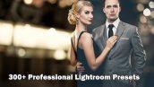 دانلود 300 پریست لایت روم Professional 300 Lightroom Presets bundle