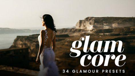 دانلود 34 پریست لایت روم : Glam Core Lightroom Presets