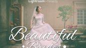 دانلود 35 پریست لایت روم حرفه ای عروسی : Beautiful Brides Lightroom Presets
