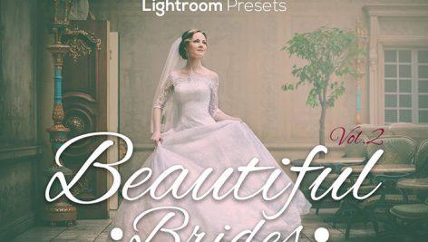 دانلود ۳۵ پریست لایت روم حرفه ای عروسی : Beautiful Brides Lightroom Presets