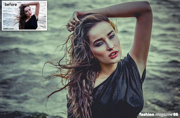 دانلود 35 پریست لایت روم : Fashion 35 Magazine Lightroom Presets