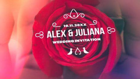 دانلود ۴۰ تایتل آماده عروسی برای پریمیر Minimal Luxury Wedding Titles