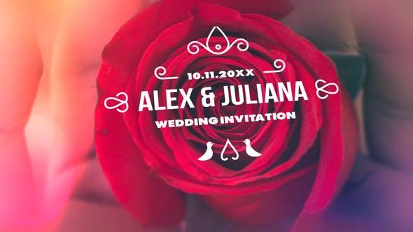 دانلود 40 تایتل آماده عروسی برای پریمیر Minimal Luxury Wedding Titles