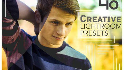 دانلود ۴۰ پریست لایت روم : CREATIVE LIGHTROOM PRESETS