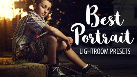 دانلود ۴۲ پریست لایت روم حرفه ای : Best Portrait Lightroom Presets