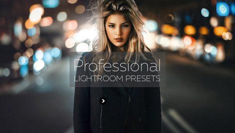 دانلود ۴۳ پریست لایت روم حرفه ای : Professional Lightroom Presets