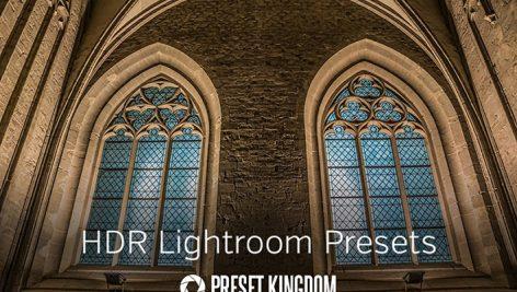 دانلود ۵۰ پریست لایت روم زیبا : HDR Lightroom Presets