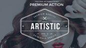 دانلود 50 پریست لایت روم Artistic Lightroom Presets