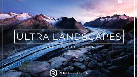 دانلود ۷۰ پریست لایت روم : Ultra Landscapes Lightroom Presets