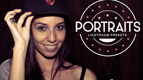 دانلود 84 پریست لایت روم حرفه ای : Portrait Lightroom Presets MegaPack