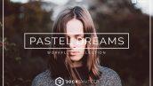 دانلود 92 پریست لایت روم Pastel Dreams Lightroom Presets