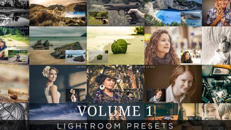 دانلود۲۰ پریست لایت روم زیبا : bundle 20 Lightroom Presets