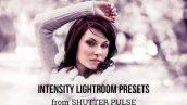 دانلود پریست لایت روم حرفه ای Intensity Lightroom Presets