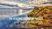 دانلود 20 پریست لایت روم حرفه ای : The Seasons Lightroom Presets