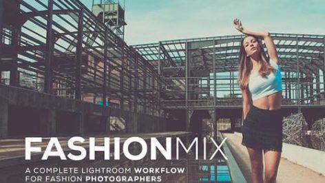 دانلود ۸۰ پریست لایت روم حرفه ای : FashionMix Lightroom Presets