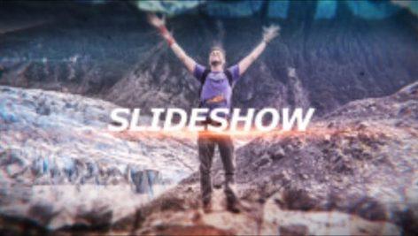 دانلود پروژه آماده افترافکت : اسلایدشو Cinematic Parallax Slideshow