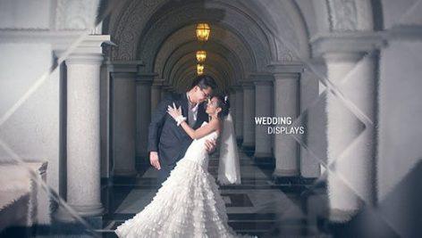 دانلود پروژه آماده افترافکت عروسی : اسلایدشو Elegant Glass Slideshow