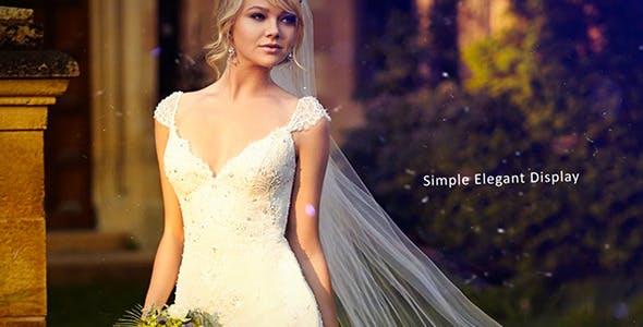 دانلود پروژه آماده افترافکت عروسی : اسلایدشو Wedding Photos