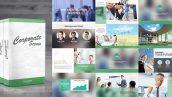 دانلود پروژه آماده افترافکت معرفی شرکت Corporate Package 3-in-1 Videohive