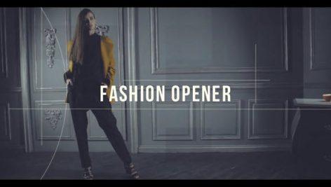 دانلود پروژه آماده افترافکت : اسلایدشو مدلینگ Mosaic Fashion Opener