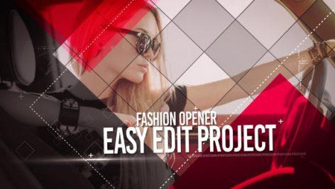 دانلود پروژه آماده پریمیر : اسلایدشو Fashion Opener for Premiere Pro