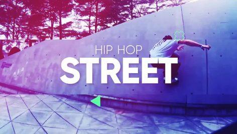 دانلود پروژه آماده پریمیر تیتراژ Extreme Street Reel Premiere Pro Templates